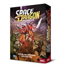 Space Dragon Caixa Básica