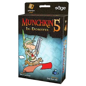 Munchkin  5 - In-domável