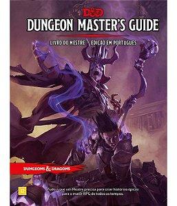 Dungeons & Dragons - Dungeon Master's Guide Quinta Edição