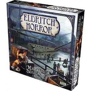 Eldritch Horror Máscaras de Nyarlathotep