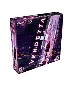 Vampiro A Mascara Vendetta