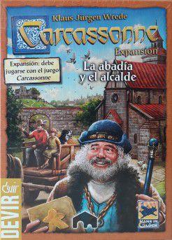 Carcassonne: A Abadia e o Alcaide