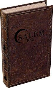 Cidades Sombrias - Salem 1692