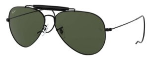 Ray-ban RB3030 OUTDOORSMAN L9500 58-14