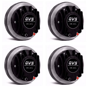 Kit 4 Drivers 430FE QVS+ 1 Camiseta QVS BRINDE