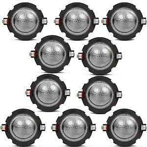 10 Reparos P/ Driver D220ti D220 Qvs 204ti 3500ti 16 Ohms