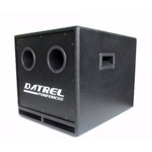Subwoofer Grave Ativo 300 Watts SWA300 - Datrel
