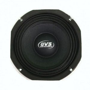 4 Alto falante 8 pol. 250W 8MGS250 Carcaça Branca 8 Ohms - Qvs Áudio