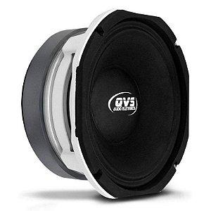 4 Alto falante 8 pol. 400W 8MGS400 Carcaça Branca 4 Ohms - Qvs Áudio