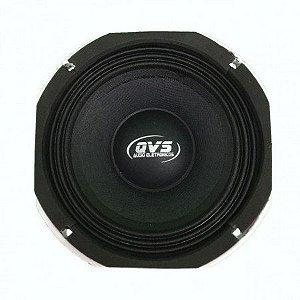 Alto falante 6 pol. 250W 6MGS250 Carcaça Branca 4 Ohms - Qvs Áudio