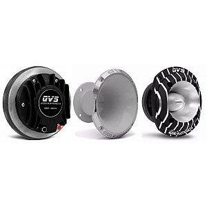 Driver Qvs 430fe + Tweeter Qst520trio + Qvs-1450 Qvs Audio 8 Ohms