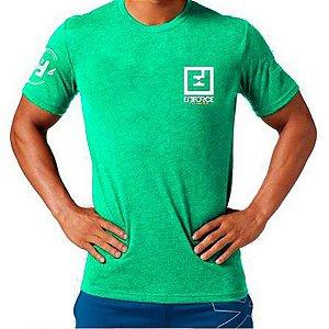 Camiseta de Treino/Academia/Crossfit/Funcional Verde Claro Tam GG - Enforce Fitness