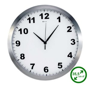 Relógio de parede para Sala - 35,5 cm