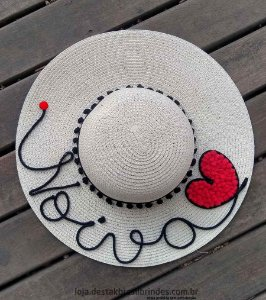 Chapéu Noiva Personalizado
