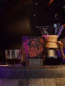 Barrel Aged Coffee - Single Malt Whisky LOTE 003