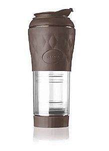 Cafeteira Pressca Marrom 350 ml