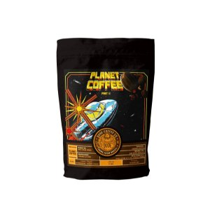 Coffee Planet PART II (Bourbon Amarelo)