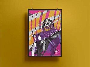 Poster/Quadro Esqueleto