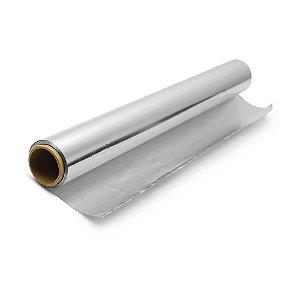 Papel Alumínio 45 cm x 7,5 mts