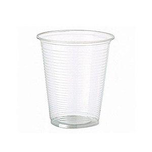 Copo Plástico Descartável Translúcido 150 ml - Cristalcopo