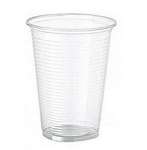 Copo Plástico Descartável Translúcido 200 ml - Cristalcopo