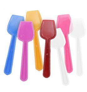 Pazinha Plástica para Sorvete Mista Elite Plastic
