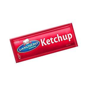 Sachê Ketchup Lanchero 5grs - 150 unidades
