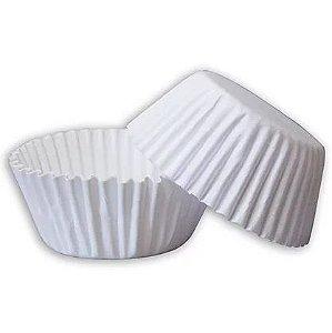 Forminha de Papel Branca N°1  - 1000 unidades