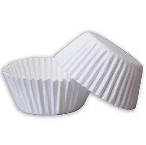 Forminha de Papel Branca N°2  - 1000 unidades
