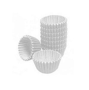 Forminha de Papel Branca N°5  - 1000 unidades