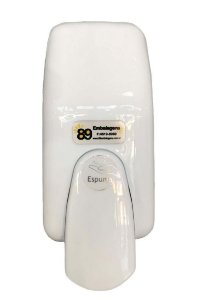 Dispenser de Sabonete Mini Espuma Branco 400 ml