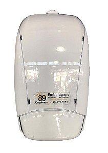 Dispenser de Sabonete Espuma Branco 500ml Exaccta