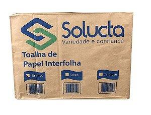 Interfolha Branco Solucta 20x21 - 800 unidades