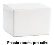 Caixa Térmica de Isopor 1 Litro - Goldpac