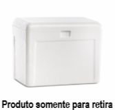 Caixa Térmica de Isopor 3 Litros - Goldpac