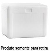 Caixa Térmica de Isopor 7 Litros - Goldpac
