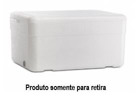 Caixa Térmica de Isopor 80 Litros - Goldpac