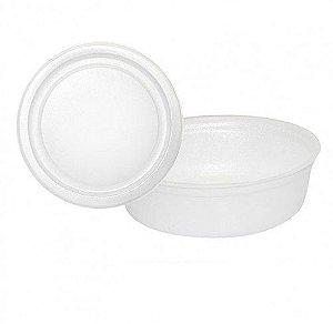 Marmitex Isopor N°8 Spuma Pac 800 ml - 100 unidades