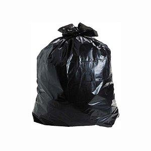 Saco de Lixo Preto Reforçado 200 litros c/ 5 kilos