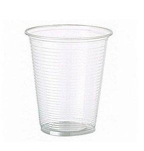 Copo Plástico Descartável Translúcido 150 ml - Copomais