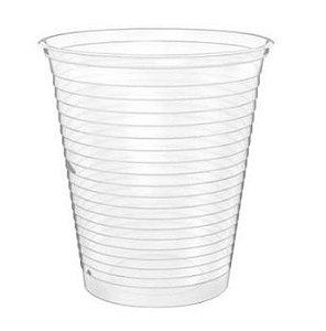 Copo Plástico Descartável Translúcido 180 ml - Copomais