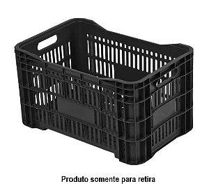 Caixa Plástica Hortifrúti Alta