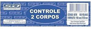 Comanda de Controle 2 Corpos - São Domingos