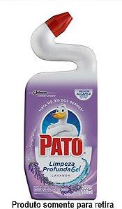 Desinfetante Pato Limpeza Profunda Gel Lavanda 500 ml