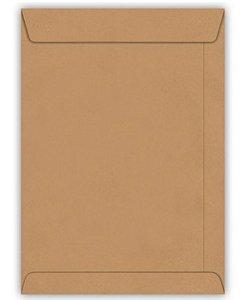 Envelope Kraft Natural com 10 unidades - 176mm x 250mm