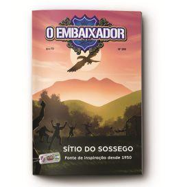 O EMBAIXADOR 4TRIM2021 CONVICÇÃO 280 SÍTIO DO SOSSEGO FONTE DE INSPIRAÇÃO DESDE 1950