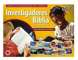 INVESTIGADORES DA BÍBLIA VOL 2