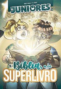 A BÍBLIA MEU SUPER-LIVRO JUNIORES ALUNO VOL 8 ECE