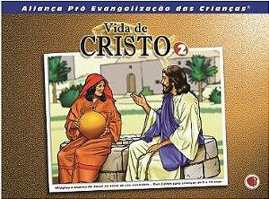 VIDA DE CRISTO VOL 2 LIÇÕES BÍBLICAS APEC