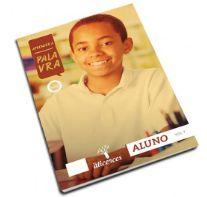 APRENDER A PALAVRA ADOLESCENTES ALUNO PENSAMENTO JUDAICO-CRISTÃO X PENSAMENTO OCIDENTAL ALICERCES VOL 7 ECE 12 ANOS